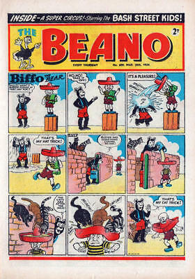 THE BEANO HUMOUR COMICS MEGA COLLECTION FROM 1968-1979 ON 3 DVDs