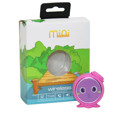 Mini Bluetooth Speaker for Kids Wireless Rich Room-filling Sound
