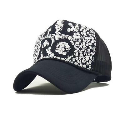 Men's Baseball Cap Women Snapback Hats Camouflage Mesh Casual Summer Hat Caps