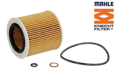 MAHLE Original OX 387D1 ECO Engine Oil Filter 1 Pack
