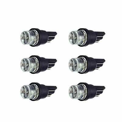 6-Slot Machine color changing LED 6.3 volt DC bulbs and sockets IGT S-PLUS