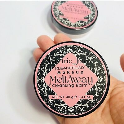 2Pcs Kleancolor Makeup Melt Away Cleansing Balm Make Up Remover Face Eyes Lips