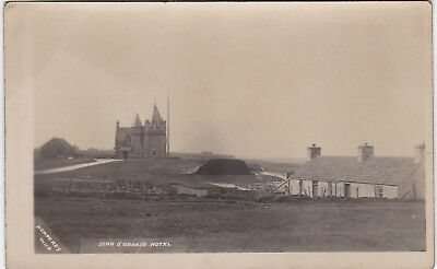 The Hotel & Cottages, JOHN O' GROATS, Caithness - Humphrey Plain Backed RP