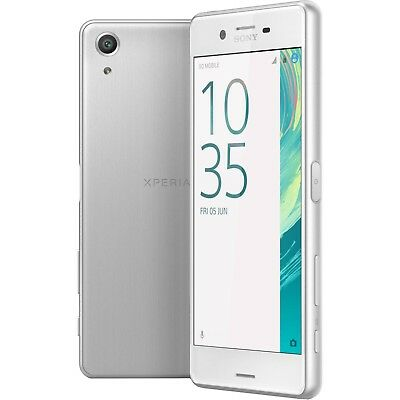 White Non Working - Fake Dummy Display Phone Toy for Sony Xperia X Performance