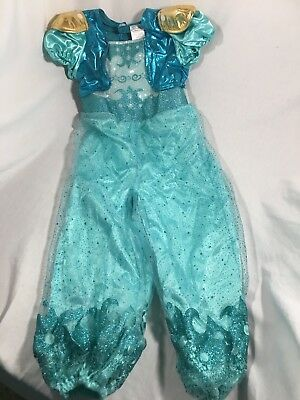 Shimmer & Shine Halloween Costume - Size 5-6T