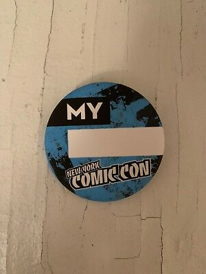 [In Hand] New York Comic Con 2018 Exclusive Pin
