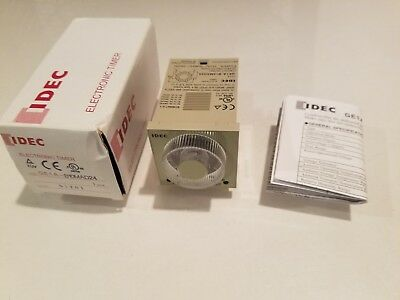 IDEC Electronic Timer GE1A-B10MAD24 - New In Box