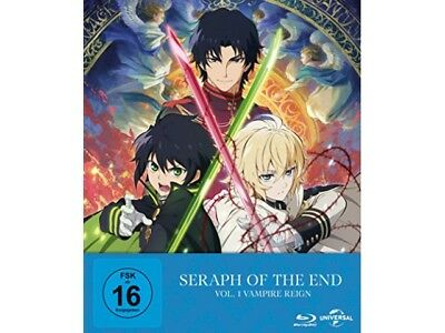 Seraph of the End: Vampire Reign (Ep. 1-12) - Vol. 1 - Limited Premium Edition S
