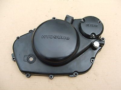 Hyosung Gt250 R 2010 Mod Clutch Cover Good Condition