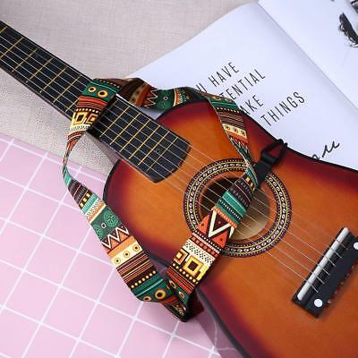 Nylon Colorful Printing Style Ukulele Strap Belt Sling Guitar Accessorie durable