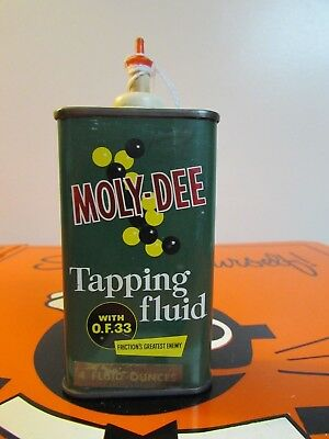 moly dee tapping fluid