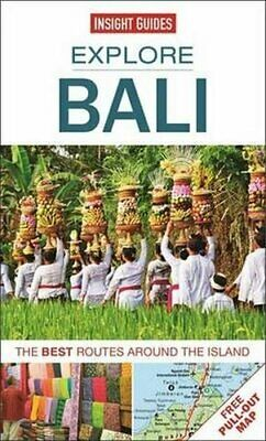 Insight Guides: Explore Bali (Insight Explore Guides) by Guides, Insight Book