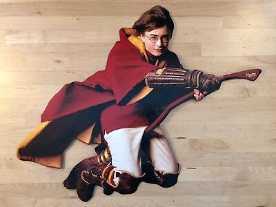 Harry Potter And The Philosopher'S Stone Standee Display New In Box (2002)
