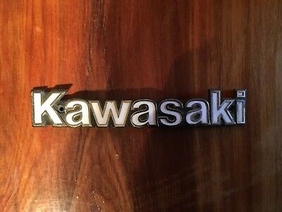 Kawasaki KZ1300 tank badge  R right 56014-1026A