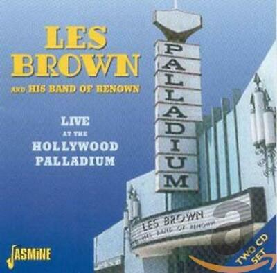 Les Brown & His Band Of Renown - Liv... - Les Brown & His Band Of Renown CD 5QVG