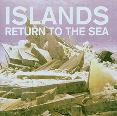 Islands - RETURN TO THE SEA - Islands CD IKVG The Cheap Fast Free Post The Cheap