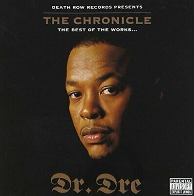 Dr. Dre - Chronicles - Dr. Dre CD PEVG The Cheap Fast Free Post The Cheap Fast