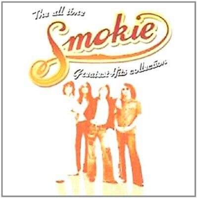 Smokie - Smokie - The All Time Greatest Hits Collection [DVD] - DVD  5SVG The