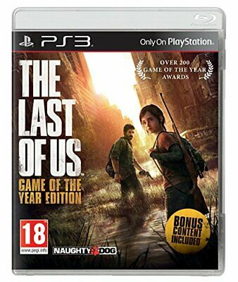 The Last of Us - Game Of The Year (PS3) - Game  G6VG The Cheap Fast Free Post