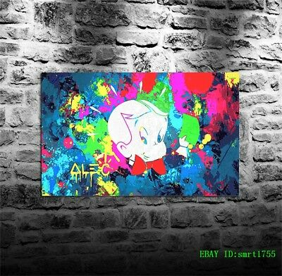 Alec Monopoly Canvas HD Prints Painting Wall Art Home Decor 12x18 inch #39
