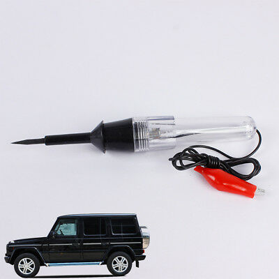 Car Wire Circuit Tester DC 6/12/24V Voltage Probe Pen Electric Auto Test Light