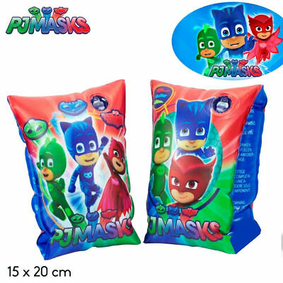 Sleeves children's PJMASKS inflatable niños de 3 a 6 years pj masks with box