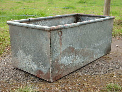 Vintage Rustic  Trough / Garden Planter