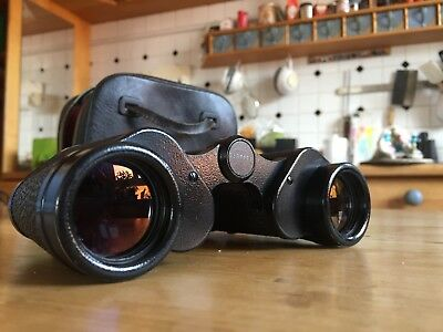 Zeiss Fernglas Deltrintem 8x30W Multi Coated Carl Zeiss Jena Binocular top Zust