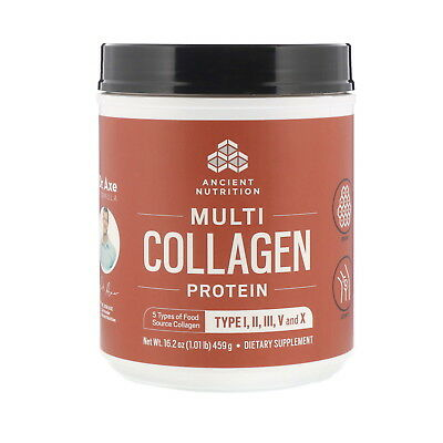 Dr. Axe Ancient Nutrition Multi Collagen Protein Powder 1.01 lb (459 g)