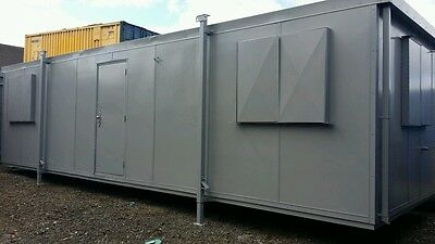 32ft x 10ft Portable Cabin Portable Office Site Office Welfare Unit
