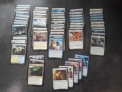 MAGIC ★ Magic The gathering ★ #1 ★ Deck ARTEFACT W/U avec rares/unco