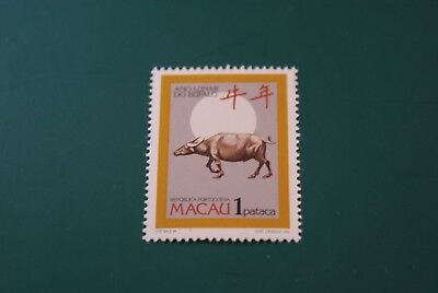 Macau Michel-Nr. 532A ** Jahr des Ochsen - Year of the Ox 1985 mnh