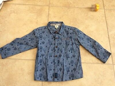 Ted baker Boys Shirt Age 18-24 Months