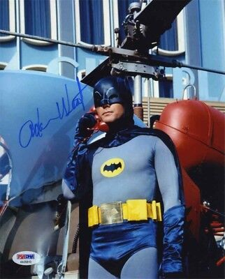 Adam West Batman Autographed Signed 8x10 Photo Certified Authentic PSA/DNA COA