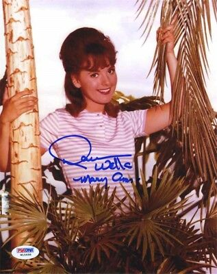Dawn Wells Gilligan's Island Autographed Signed 8x10 Photo Certified PSA/DNA