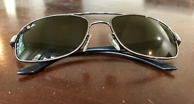 8bdae3e58e Authentic Ray Ban RB3273 New Lenses W Extra Pair Lenses - Bought At Sunglass  Hut