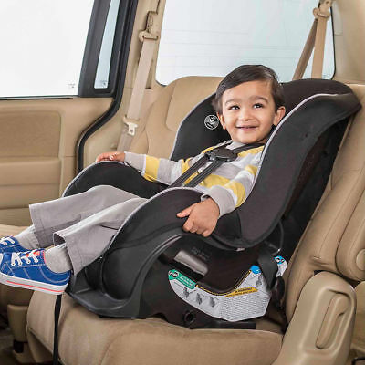 Evenflo Tribute 5 DLX Baby Infant Convertible Rear Front Facing Car Seat