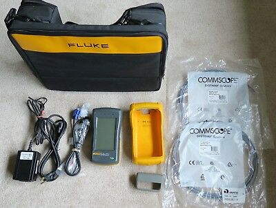 Fluke One Touch SeriesII Network Assistant