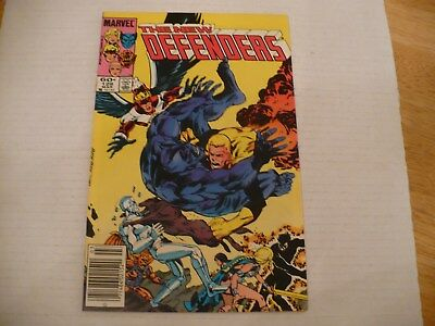 Defenders #129 (8.5 Vf+) Marvel 3/84  Extreme High -Grade -Tight - Very Nice!