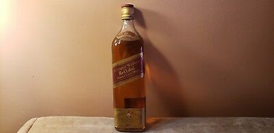 1980 Johnnie Walker Red Label