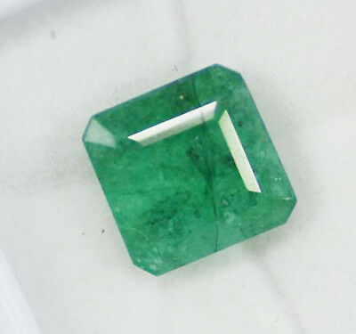 Best Quality 10.80 Ct Natural Certified Colombian Green Emerald Loose Gemstone
