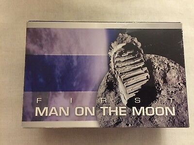 2008 1$ Cook Islands 1oz .999 Silver Proof Coin First Man in Space 1961