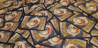 Pokemon Card Lot 100 OFFICIAL TCG Cards Ultra Rare Included - GX EX + HOLOS