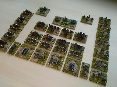 6mm Irregular Miniatures Ottoman Turk Army -  2 TOP painted and bases!!!