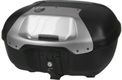 Top-Case Hepco & Becker Journey TC 42 Farbe:silber Topcase Koffer