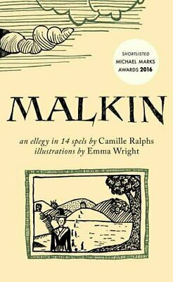 Malkin (The Emma Press Picks) by Camille Ralphs Book The Fast Free Shipping