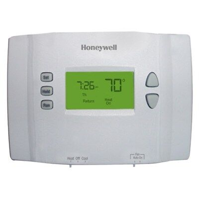 Programmable 7-day Thermostat with Digital Display