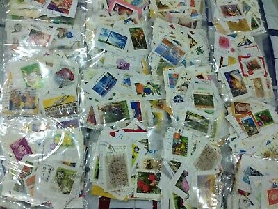 100+ Australia Kiloware Used stamps On Paper -great For Beginners