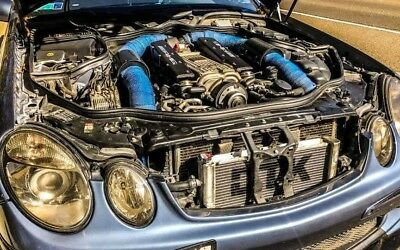 E55 /CLS55 AMG Race Heat Exchanger + Split Cooling