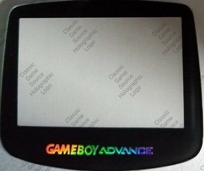 Nintendo GameBoy Advance Display Scheibe Screen Glas Linse Ersatz GBA